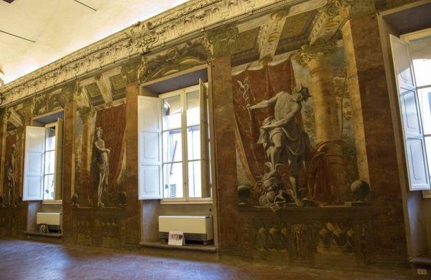 Bologna, Palazzo Fantuzzi