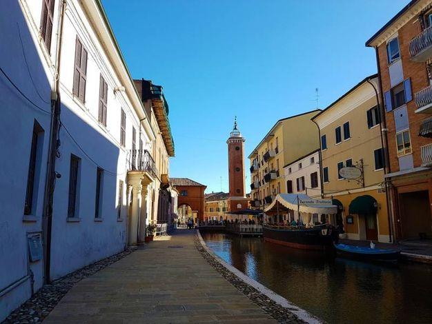 Comacchio (FE),  Centro storico