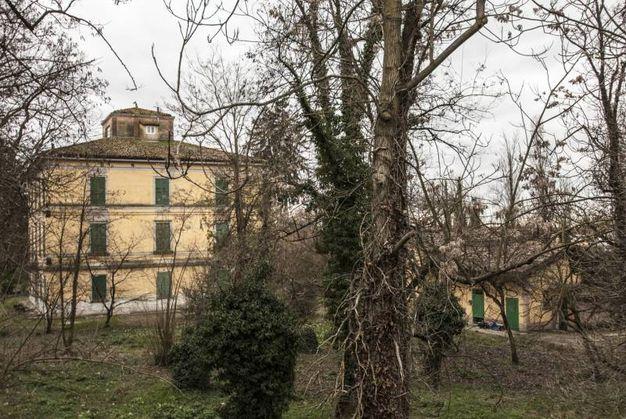 Bomporto (MO), Villa Guidelli-Guidi