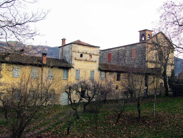 Bobbio (PC), Monastero di San Francesco