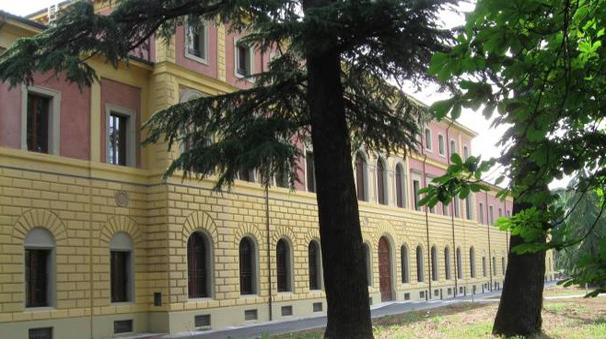 L'ex direzione sanitaria dell'ospedale psichiatrico Luigi Lolli