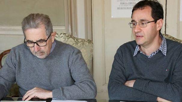 Ivan Mazzanti e Roberto Visani