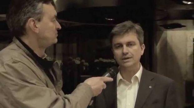 Il consigliere Alberto Fedeli
