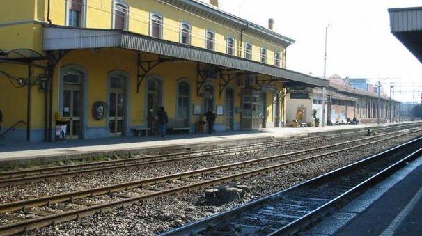 la stazione fs di Legnano