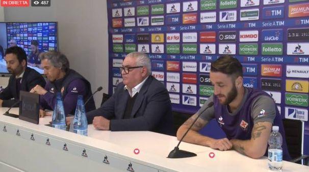 La conferenza stampa prima di Crotone-Fiorentina