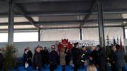 Alcuni momenti dell'inaugurazione