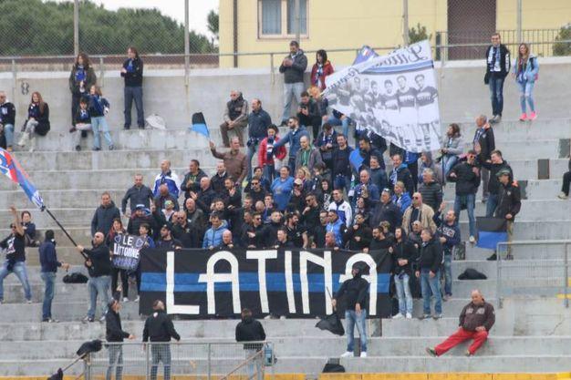 I tifosi del Latina