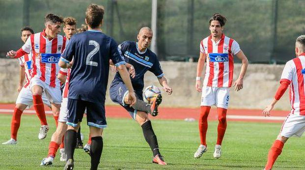 La partita tra San Marino e Vis Pesaro