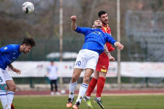 Lupa Roma-Prato 0-1