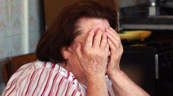 Maltrattamento anziani (Foto di repertorio)