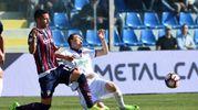Crotone-Fiorentina, le foto della partita (LaPresse)
