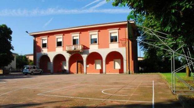 Il Municipio di San Daniele Po