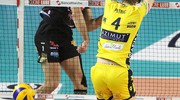 Cucine Lube Civitanova-Modena è finita 3-2 (Spalvieri/Lubevolley.it)