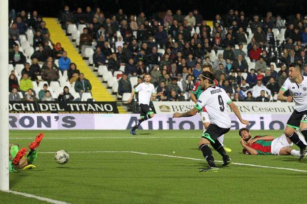 Cesena-Ternana, le foto della partita (LaPresse)