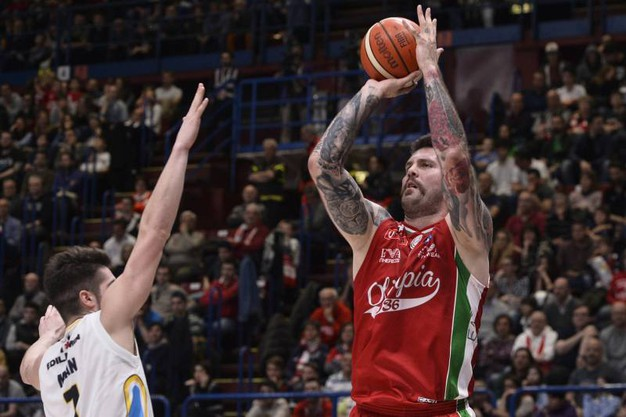 Olimpia EA7 Emporio Armani Milano-Guerino Vanoli Cremona