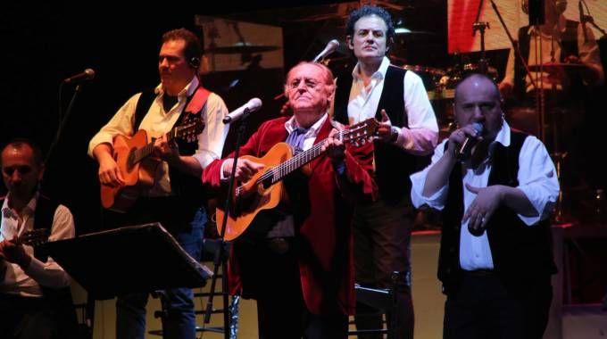 Renzo Arbore  al Teatro Verdi