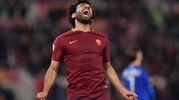 Roma-Sassuolo 2-1, Salah (LaPresse)