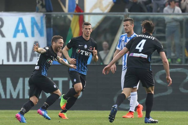 Atalanta-Pescara 1-0, Gomez (lapresse)