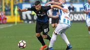 Atalanta-Pescara 2-0, Grassi (Ansa)