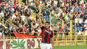 Bologna-Chievo 3-1, Dzemaili (Lapresse)