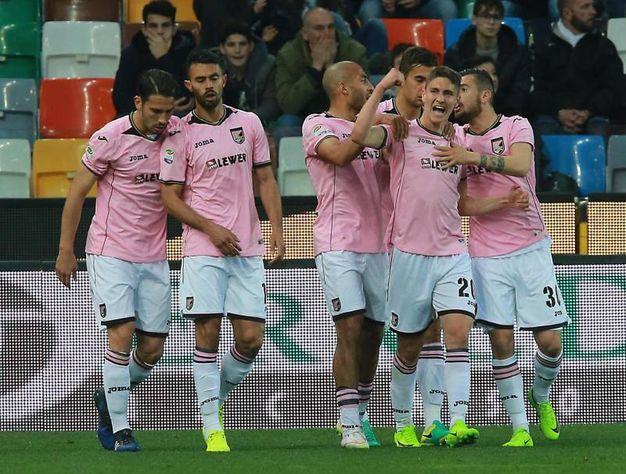 Udinese-Palermo 0-1, Sallai (Ansa)
