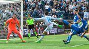 Empoli-Napoli 0-2, Mertens (Afp)