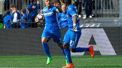 Empoli-Napoli 1-3, El Kaddouri (Lapresse)