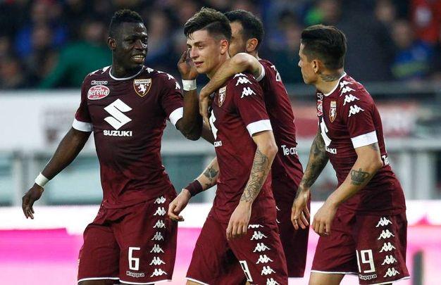 Torino-Inter 1-1, Baselli (lapresse)