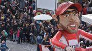 La manifestazione ha preso il via con l'apertura della fiera delle bancarelle ambulanti e del luna park (Foto Fantini)