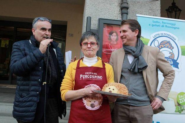 Pierina Balzani, la vincitrice dell'edizione 2016 (foto Ravaglia)