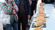 La sfida tra i pasticceri (foto Ravaglia)