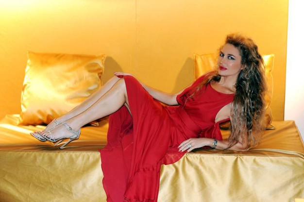 Lory Del Santo (Olycom)