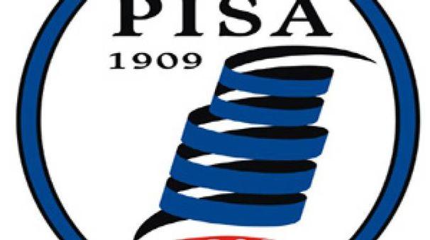Il logo del Pisa