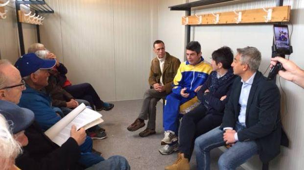 Francesco De Pasquale incontra i cittadini