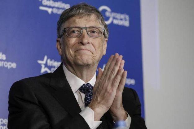 1  - Bill Gates