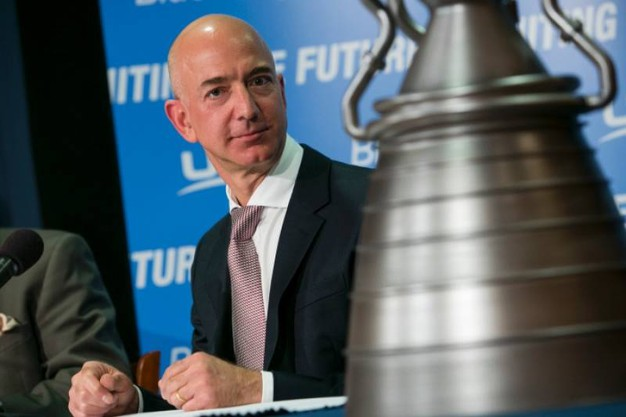 3 - Jeff Bezos