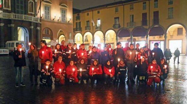 La Croce Rossa di Imola in una delle ultime iniziative pubbliche