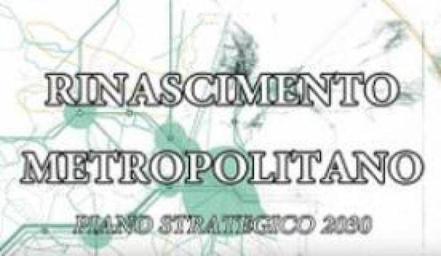 Il logo del Piano Strategico della Città Metropolitana di Firenze