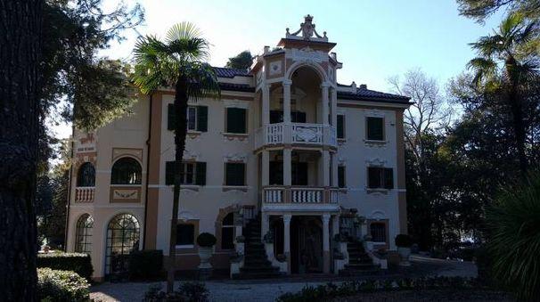 Villa Tuzi Gallo ad Osimo, uno dei luoghi aperti nelle Giornate di Primavera Fai 2017
