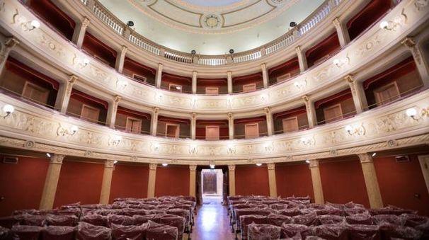 Teatro Filarmonici ad Ascoli, uno dei luoghi aperti nelle Giornate di Primavera Fai 2017