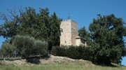 Belmonte Piceno (Fermo), la chiesa di Santa Maria in Muris