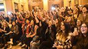 Tanti fan hanno assistito al concerto finale (Schicchi)