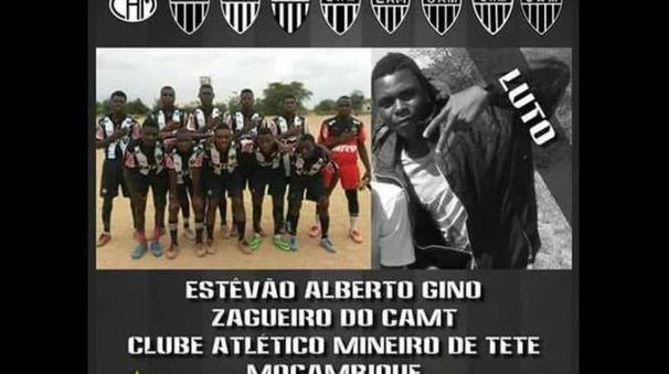 La foto con cui l'Atletico ha reso omaggio a Estevao