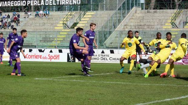 Viareggio Cup la Fiorentina arriva agli ottavi di finale con tre vittorie su tre (Umicini)
