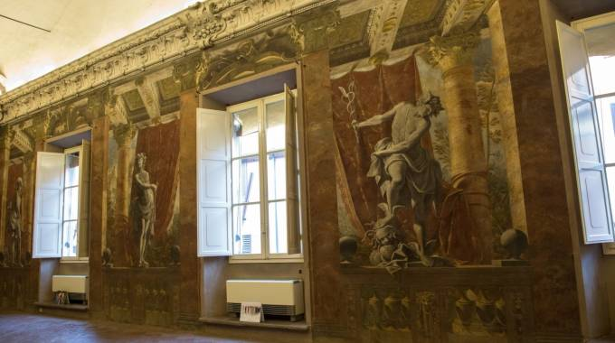 Fai, palazzo Fantuzzi aperto per le giornate di primavera in Emilia Romagna