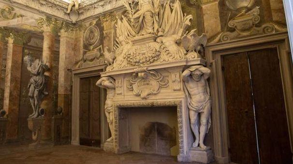 Palazzo Fantuzzi, uno dei luoghi aperti grazie al Fai