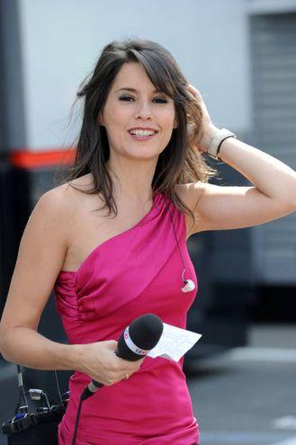 La signora Grosjean è una conduttrice televisiva francese (LaPresse)