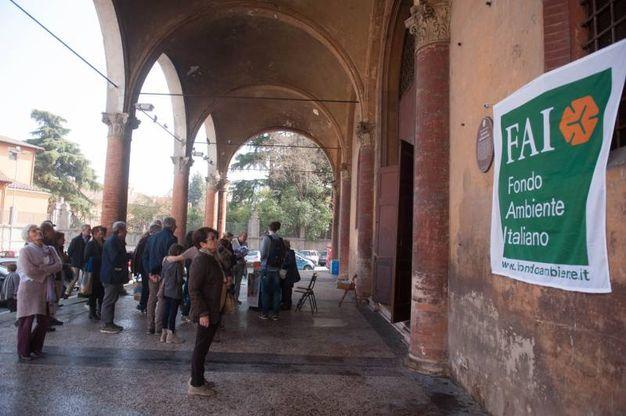 Le giornate di primavera Fai al Conservatorio del Baraccano e Santuario della Madonna del Baraccano (foto Schicchi)