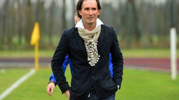 L'allenatore del Magenta Alfio Garavaglia