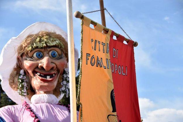 La 'Vecchia' è la vera protagonista della manifestazione (foto Fantini)